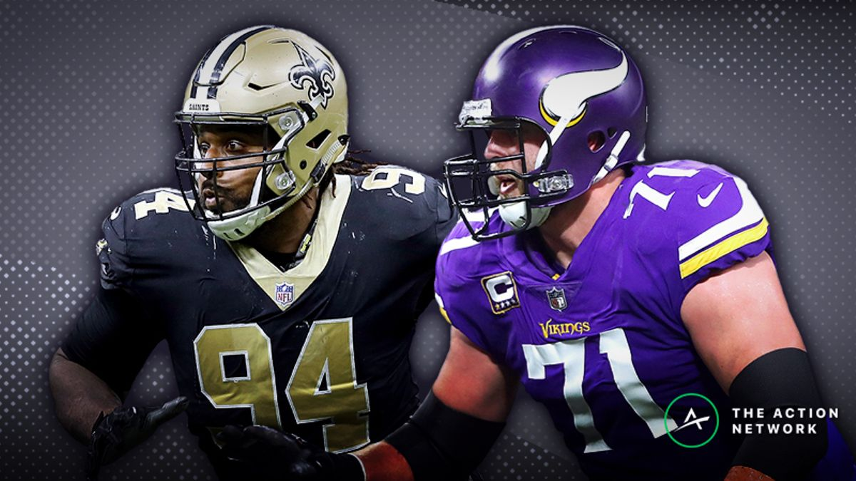 Schwartz's Trench Report: How to Find Value in Saints-Vikings Over/Under, More Week 8 NFL Bets article feature image