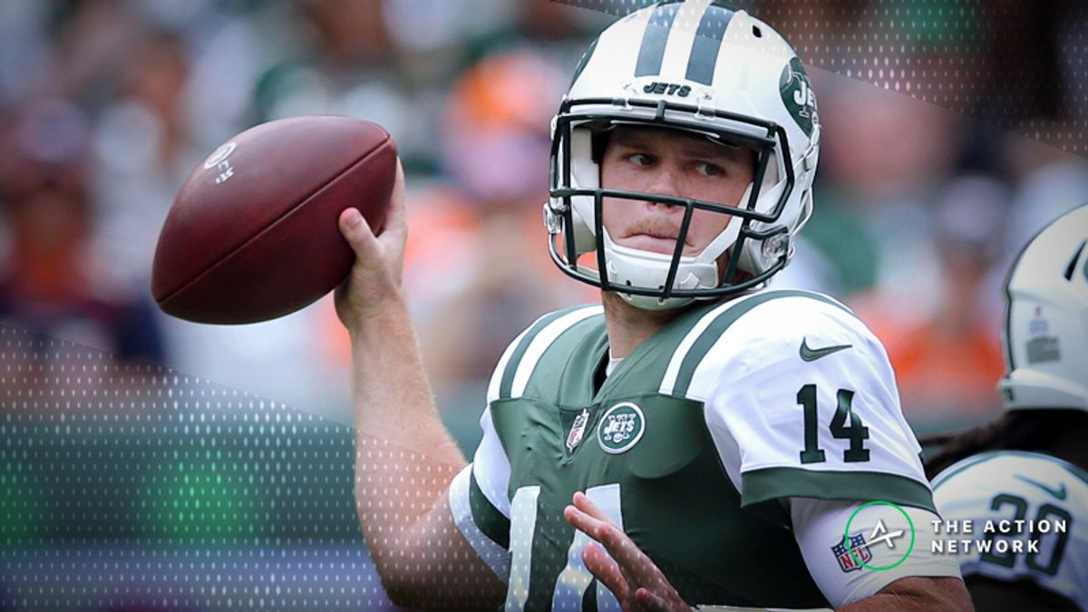 Vikings-Jets Betting Preview: Will Minnesota Stifle Sam Darnold & Co.? article feature image