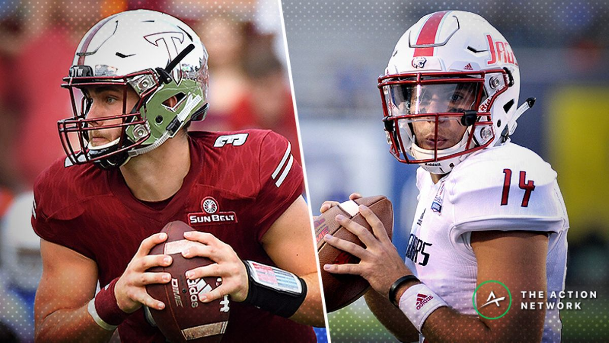 Troy-South Alabama Betting Preview: Will Trojans Ground Game Take Over? article feature image