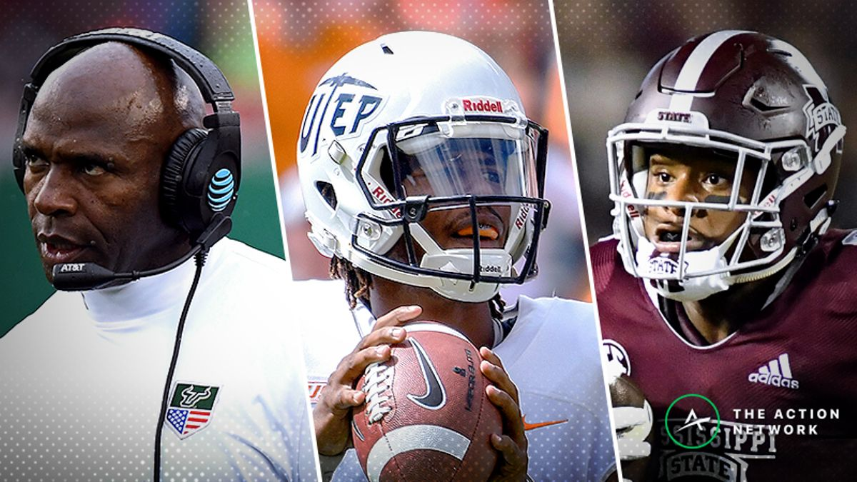 Wilson: My 9 Favorite College Football Betting Picks for Week 9 article feature image