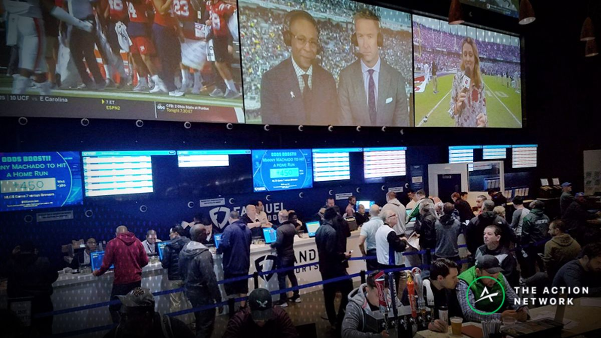 William Hill Sues FanDuel for Allegedly Copying Sports Betting Guide article feature image