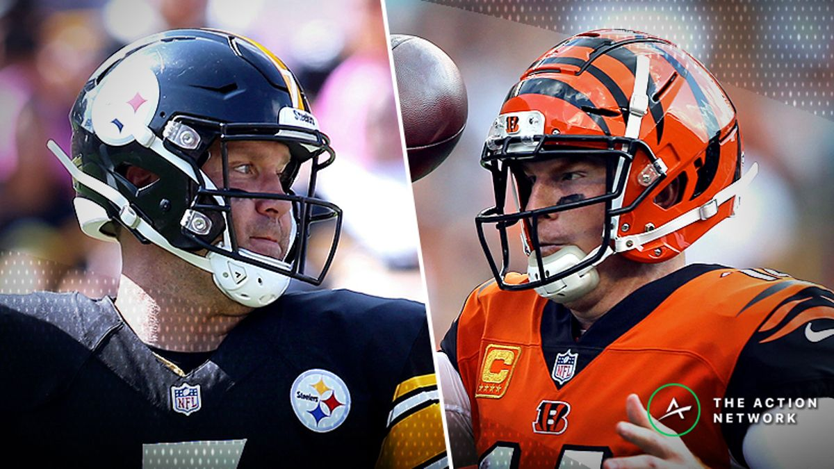 Steelers-Bengals Betting Preview: Will Pittsburgh Continue to Dominate Cincinnati? article feature image