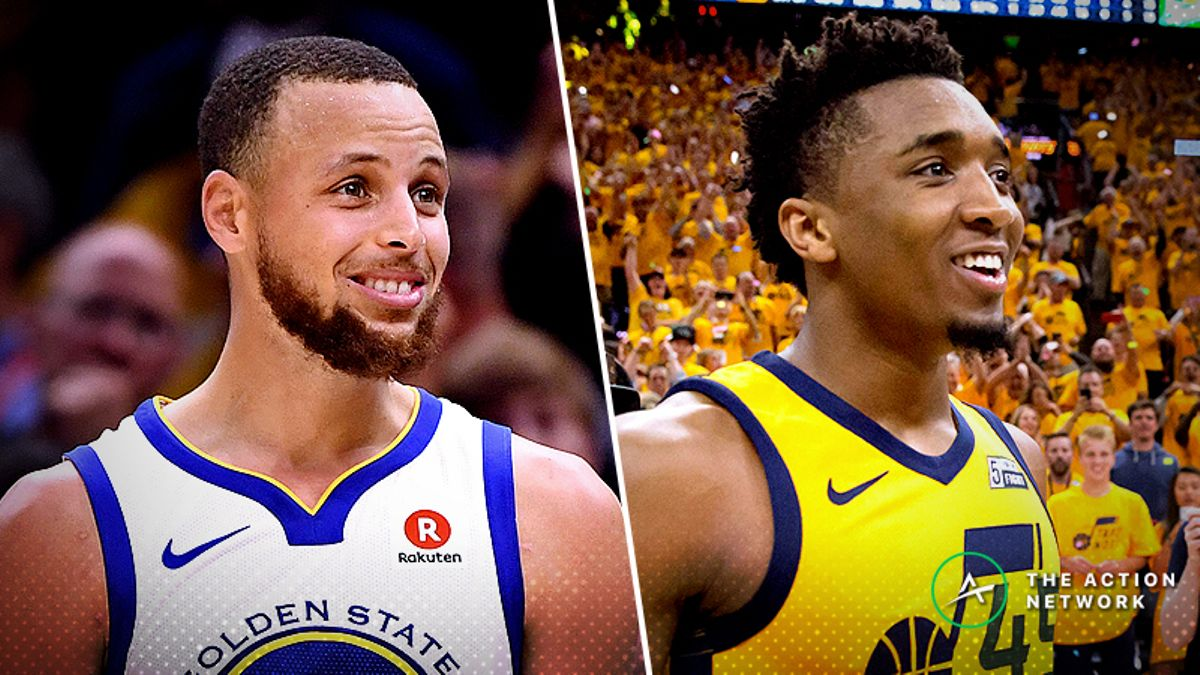 Warriors-Jazz Betting Preview: Will Utah Continue Its ATS Dominance vs. Golden State? article feature image