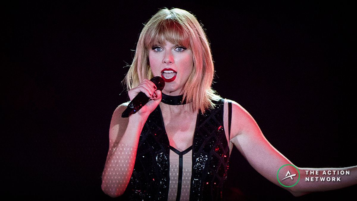 Tuesday's Lead: Taylor Swift Shifting Odds in Key Senate Race article feature image