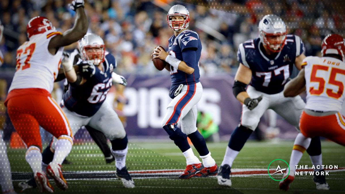 Week 6 NFL Odds: Spreads and Over/Unders article feature image
