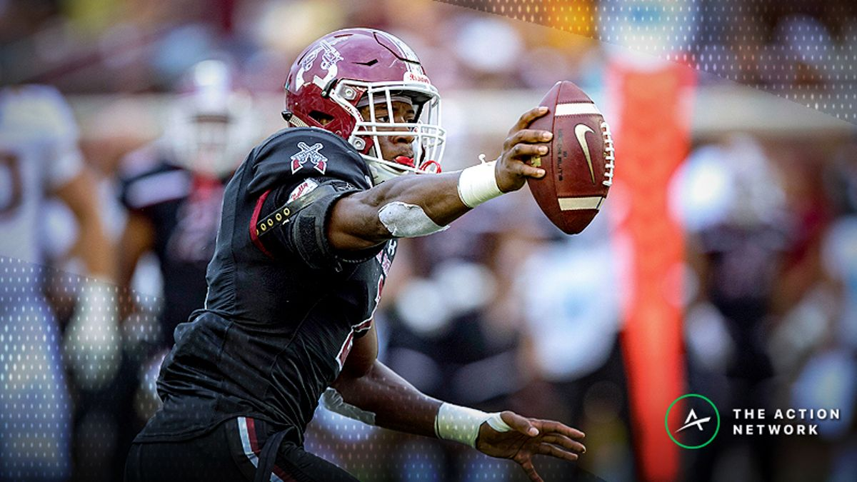 Stuckey, Locky, Wilson: College Football Moneyline Underdogs to Bet in Week 7 article feature image