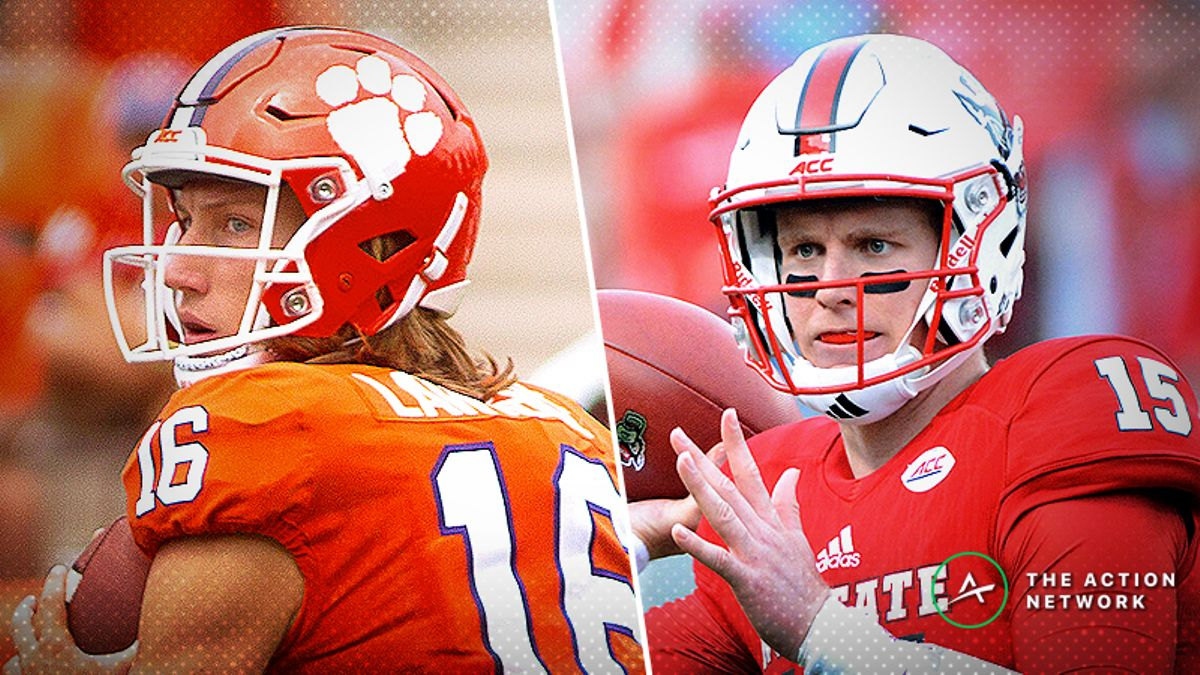 Clemson-N.C. State Betting Guide: Can Wolfpack Expose Tigers' Defensive Flaws? article feature image