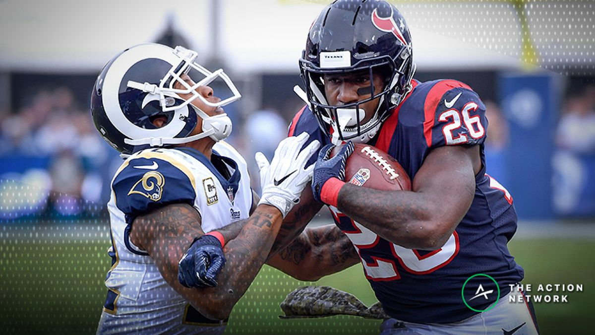 Best Player Prop Bets: Fading Running Backs in Week 6 article feature image