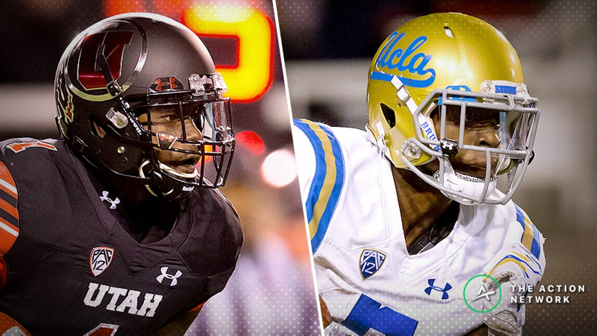 Pros Betting Wyoming-Colorado State and Utah-UCLA on Friday Night article feature image