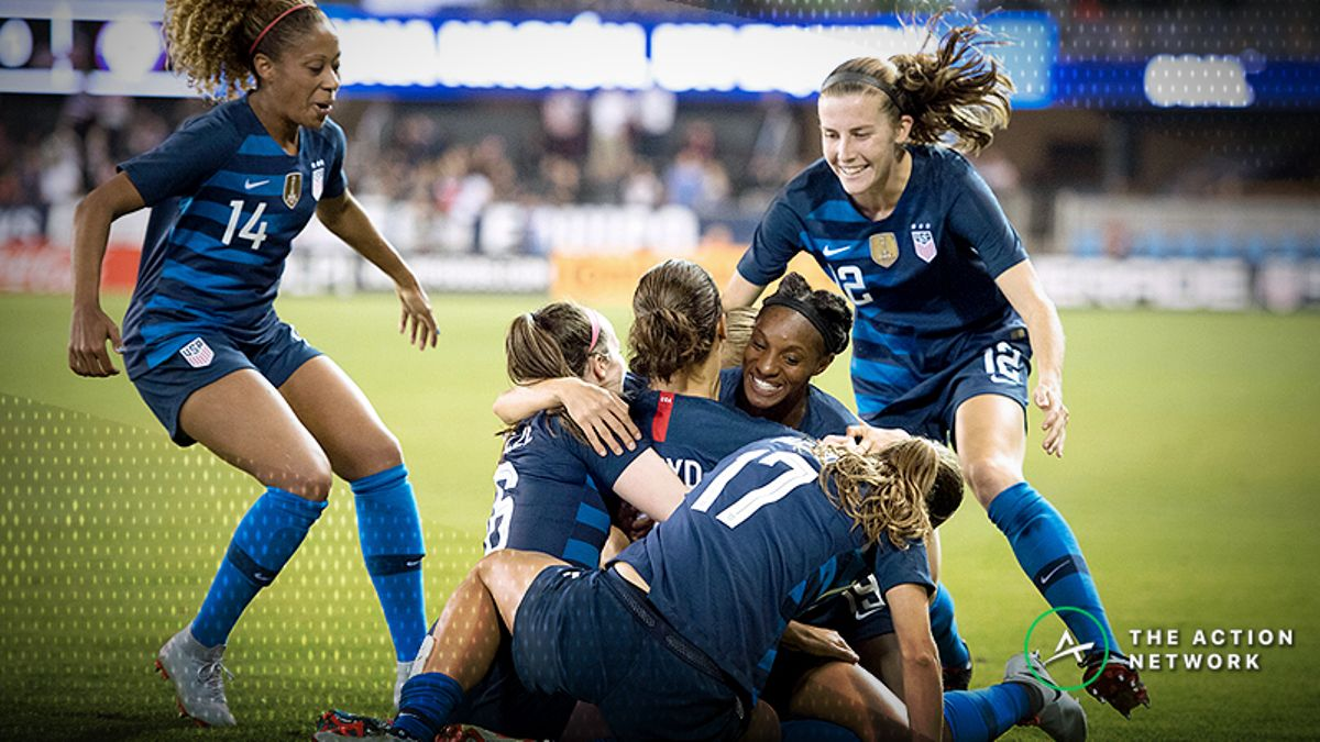USA Favorites to Repeat as Champions at 2019 Women's World Cup article feature image