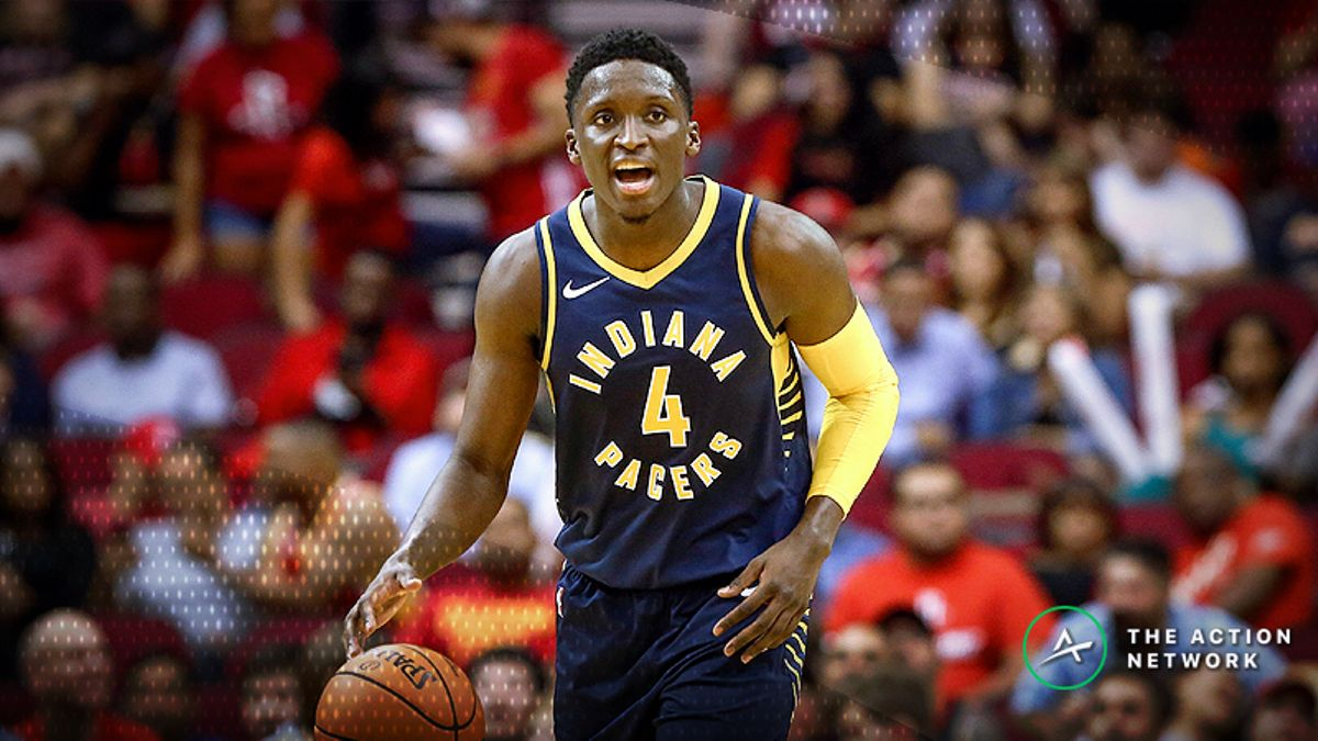NBA Sharp Report: Pros Betting Hornets-Bulls and Pacers-Spurs article feature image