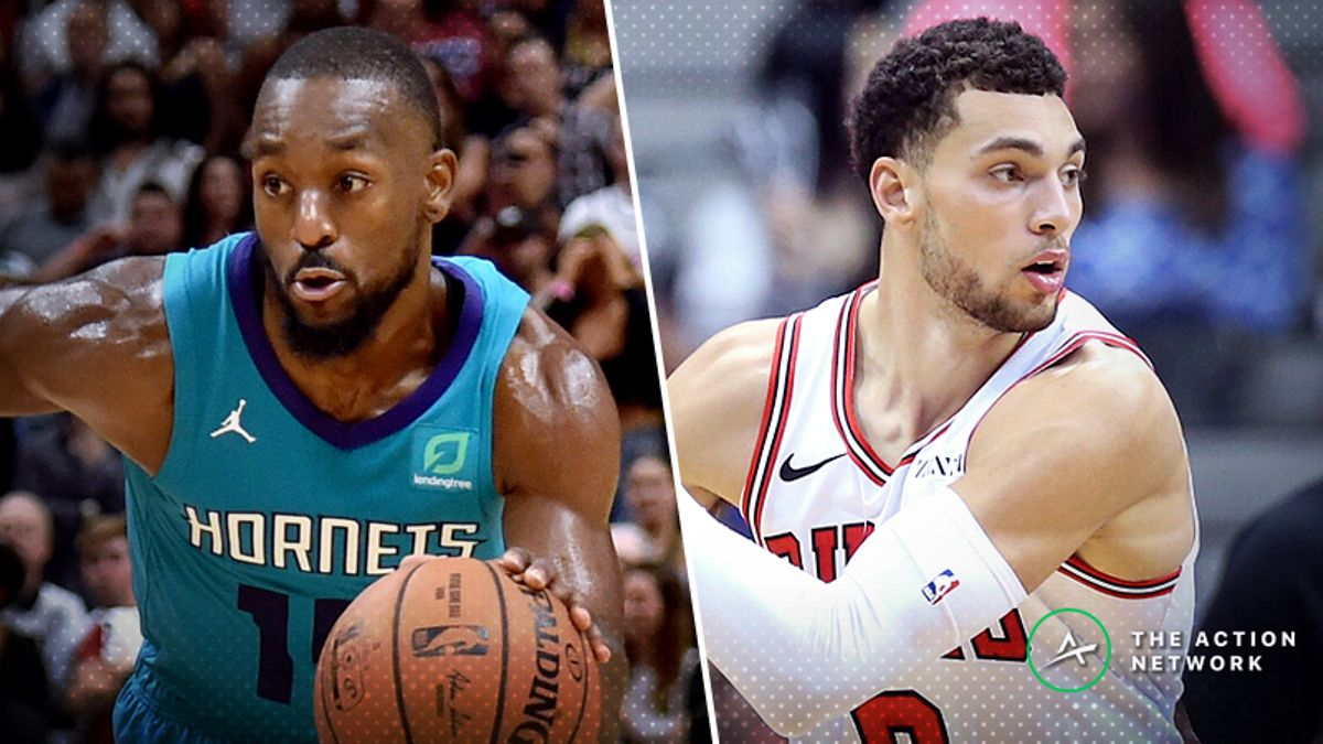 Phan: How I'm Betting Wednesday's Hornets-Bulls Game article feature image