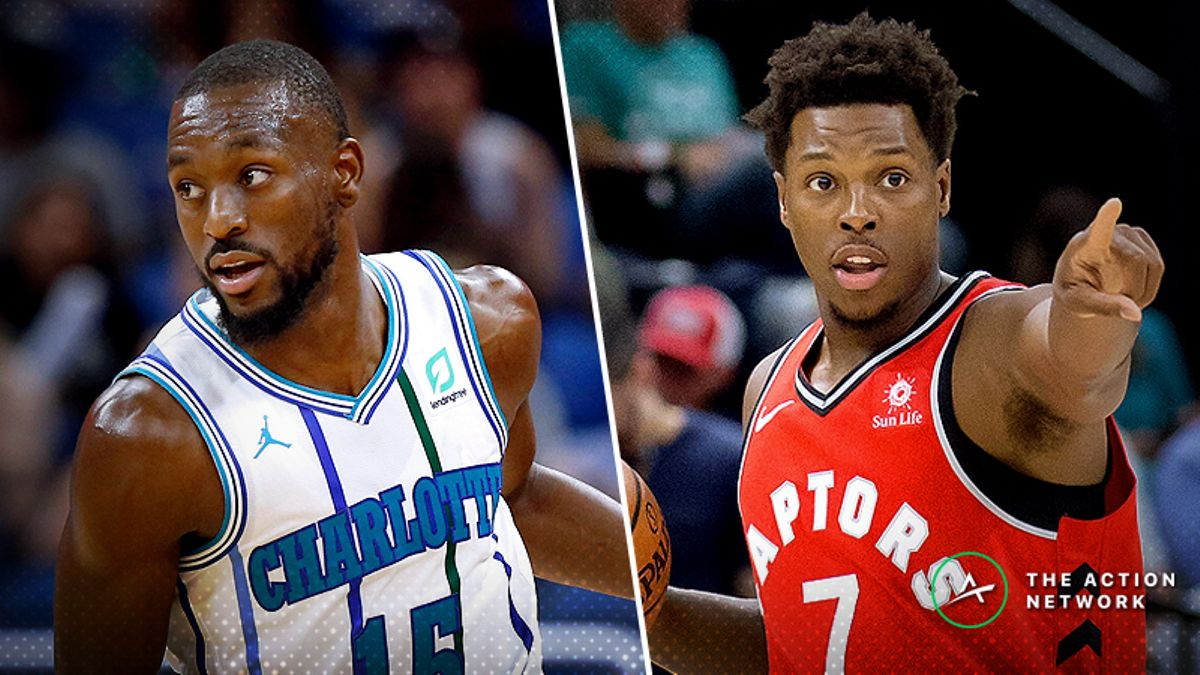 Hornets-Raptors Betting Preview: Is Charlotte's Early Success Sustainable? article feature image