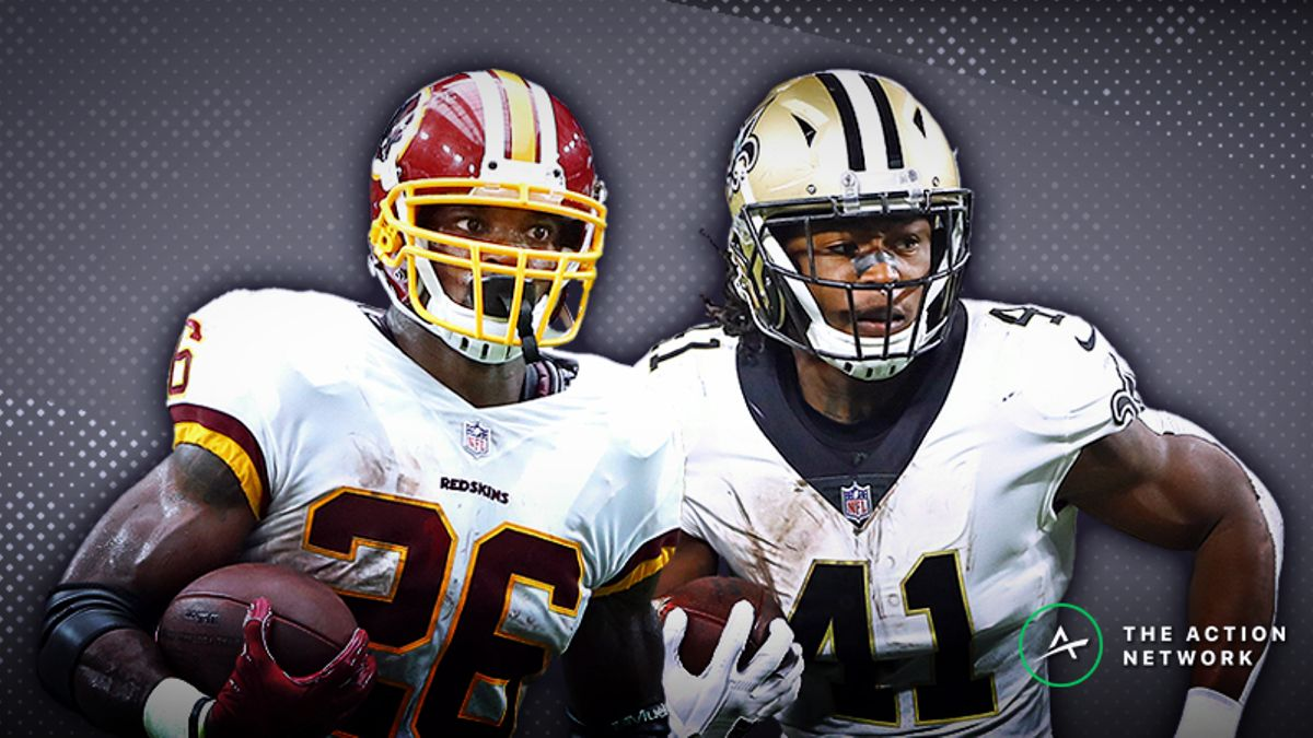 Redskins-Saints MNF Betting Preview: Who Is Being Overvalued in This Matchup? article feature image