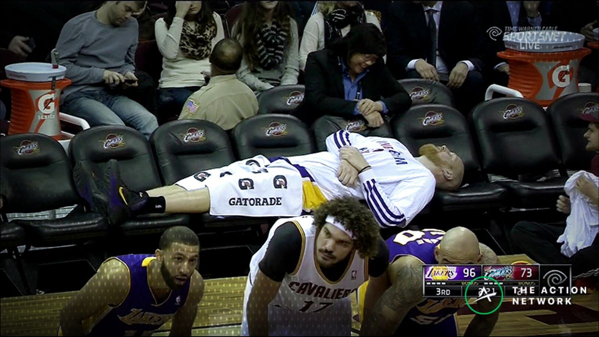 Wob: The Definitive Encyclopedia of NBA Weirdness article feature image