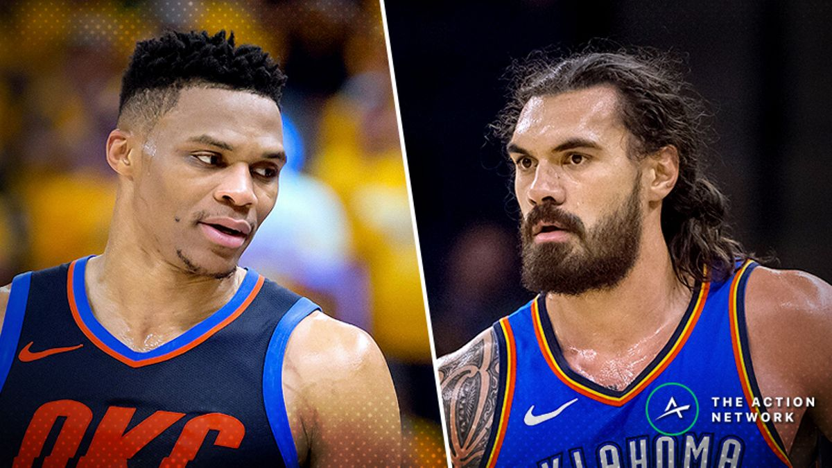 3 Key NBA Injuries: Betting, DFS Impact on 76ers-Celtics, Thunder-Warriors article feature image