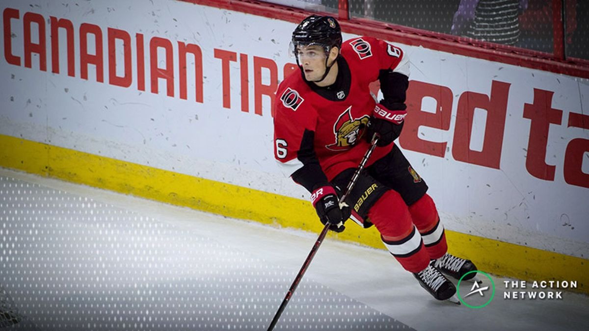 NHL Saturday Betting Guide: The Senators Are Bad But Provide Some Value on Saturday article feature image