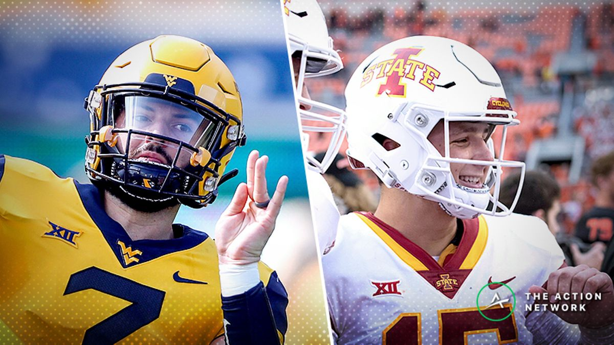 West Virginia-Iowa State Betting Guide: Purdy Brings Life to Cyclones Offense article feature image