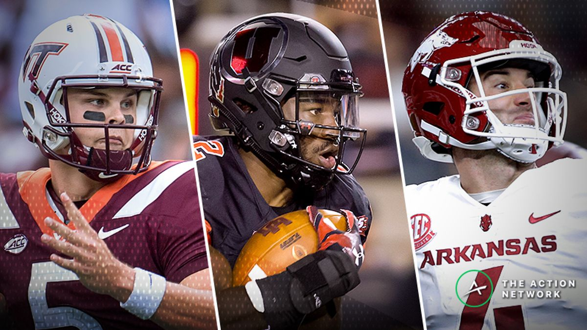 Wilson: My 9 Favorite College Football Bets For Week 6 article feature image