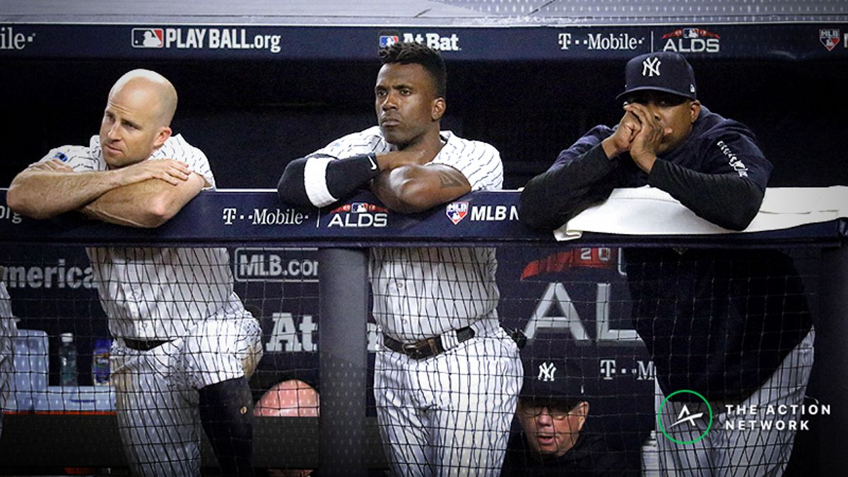 How Sharps Are Betting Red Sox-Yankees Game 4 article feature image