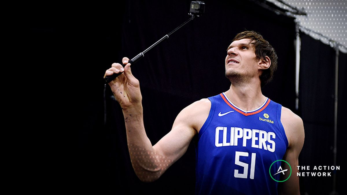 The Making of an NBA Internet Hero: 1-on-1 with Boban Marjanovic article feature image