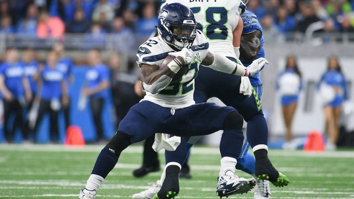 Chris Carson Fantasy Football Rankings, 2019 Projections, Analysis, More article feature image