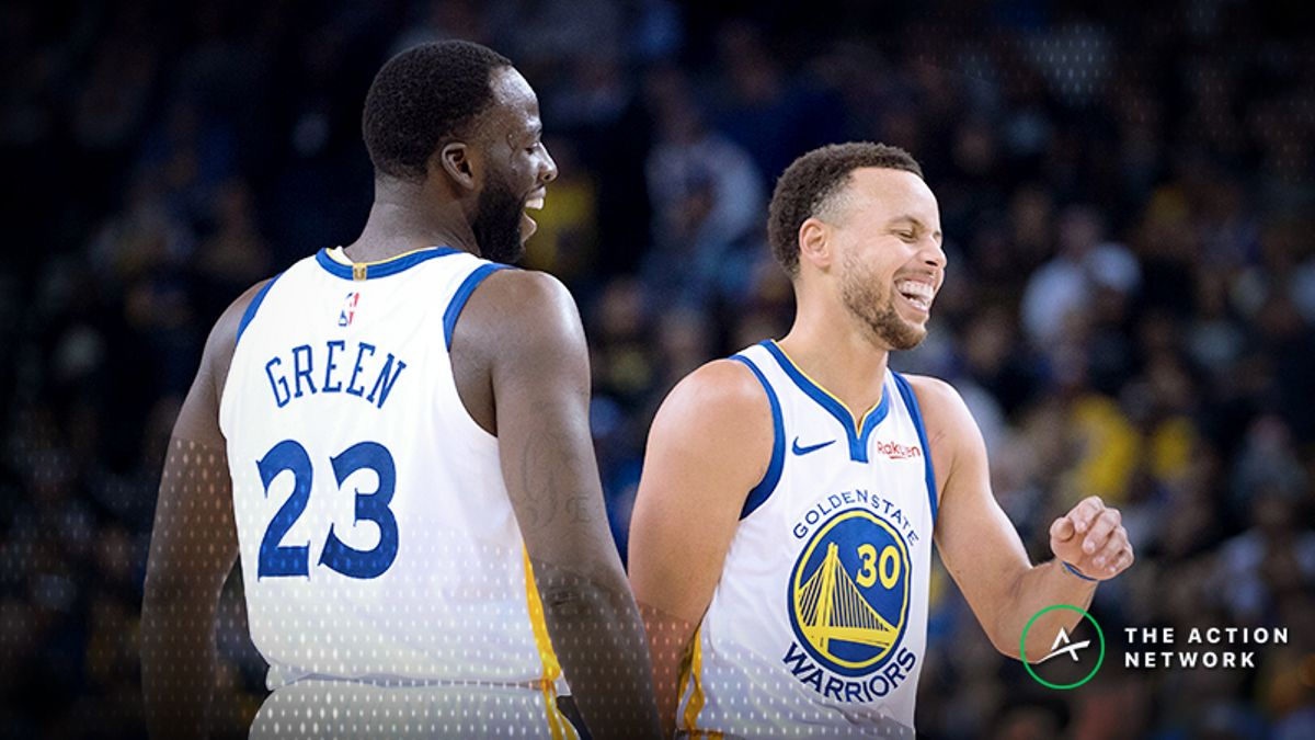 NBA Injury Report: Impact of Draymond Green, Steph Curry Injuries vs. Rockets article feature image
