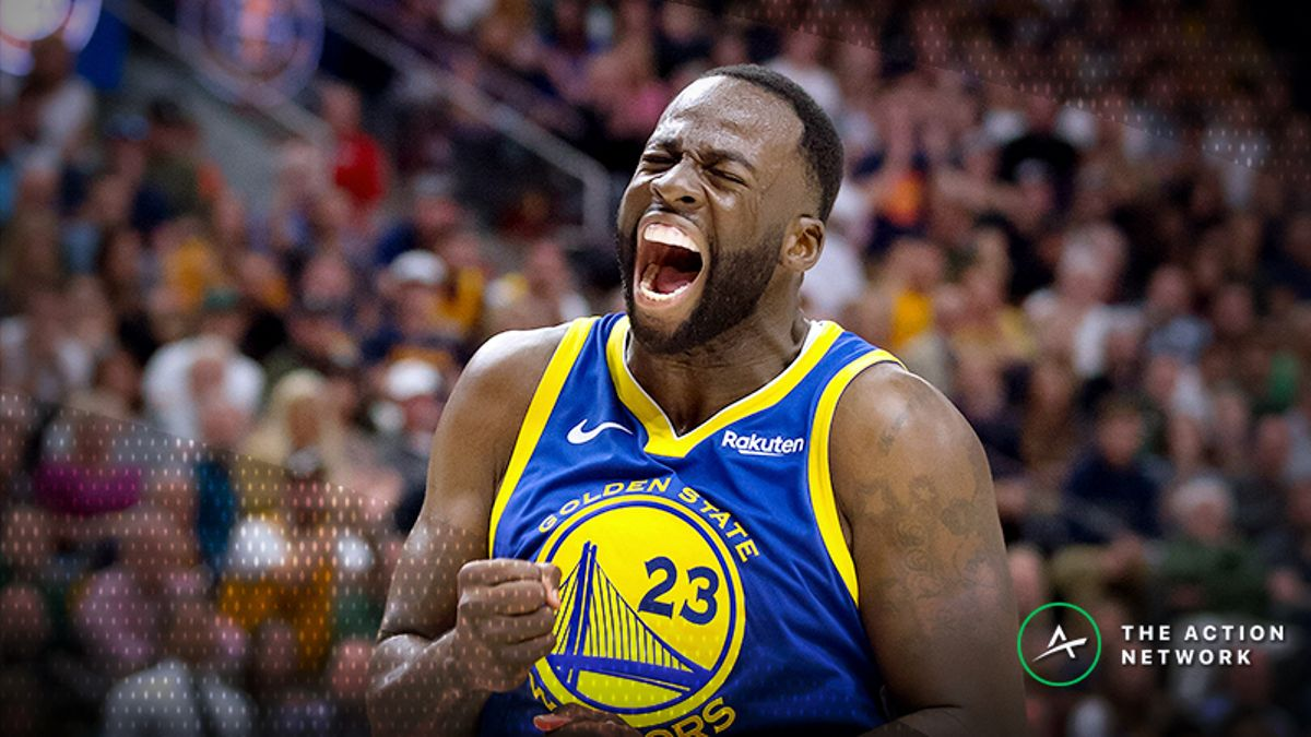 NBA Injury Report: Betting, DFS Impact of Draymond Green, Avery Bradley Absences article feature image