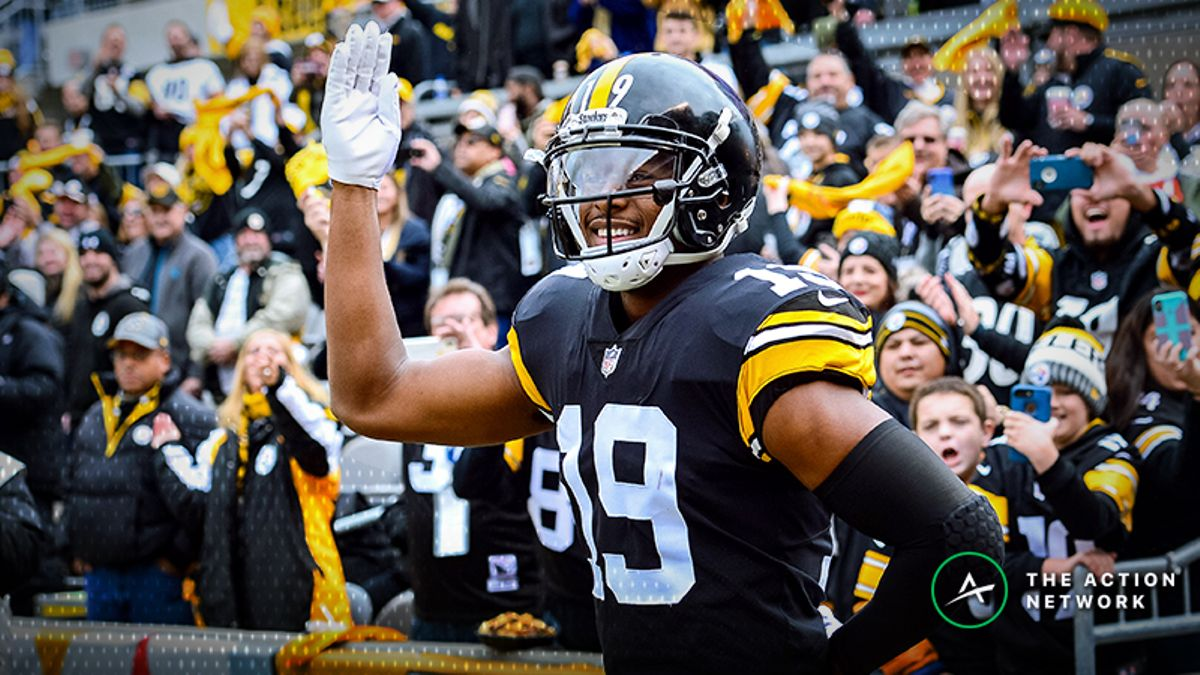 Fantasy Football Dynasty Trades, Adds and Drops to Make in Week 10: Buy JuJu Smith-Schuster article feature image