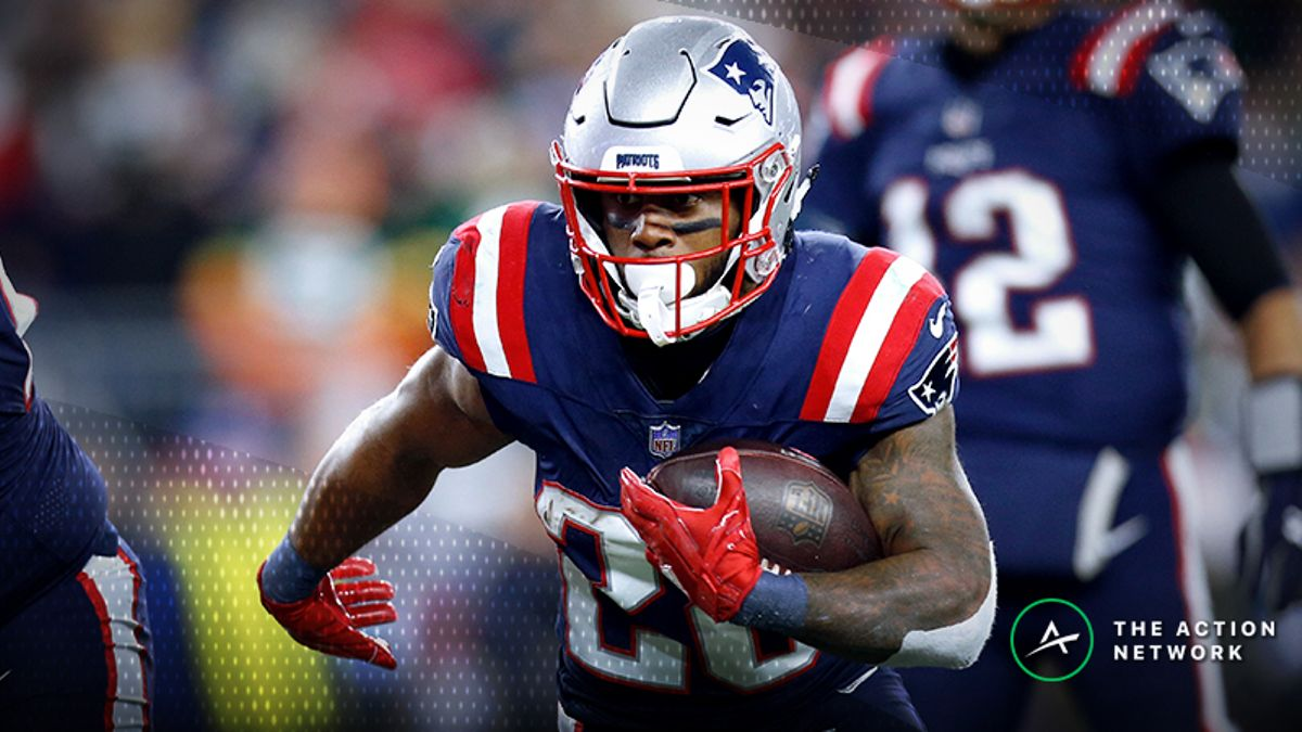 Week 10 Fantasy Football PPR Rankings: RB article feature image