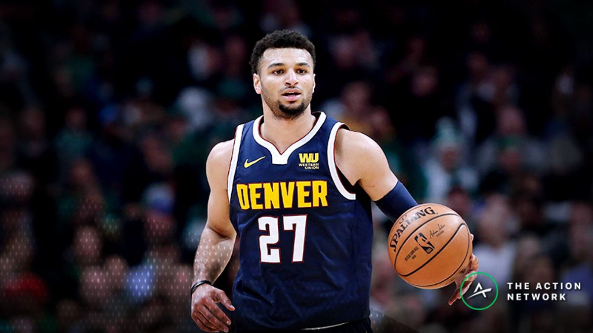 Top NBA Betting Trends for Blazers-Nuggets, Every Sunday Game article feature image