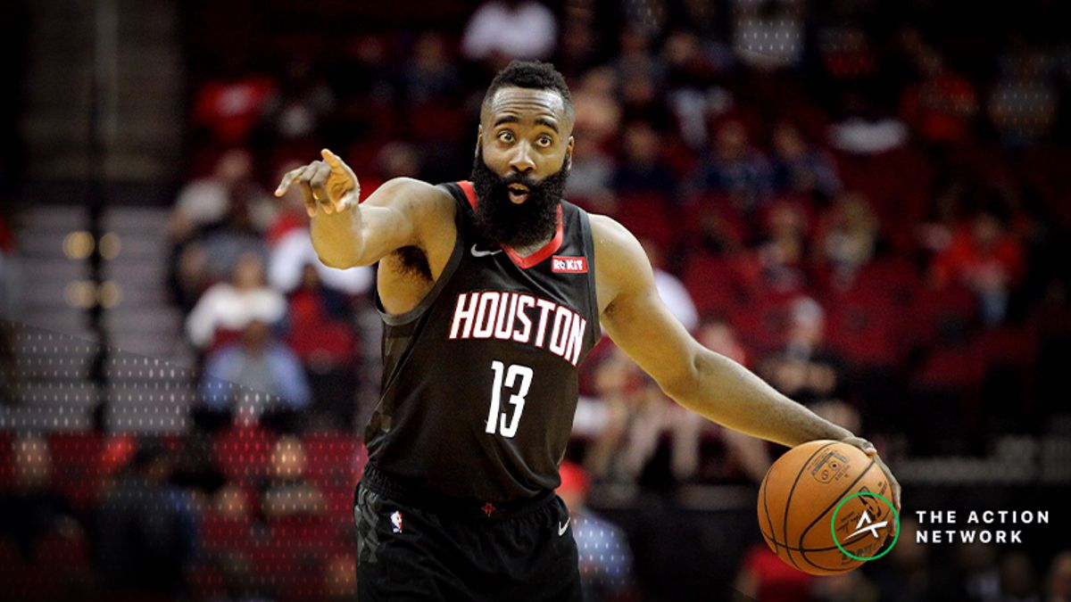 Thunder-Rockets Christmas Betting Odds: Tracking Line Movement Until Tip-Off article feature image