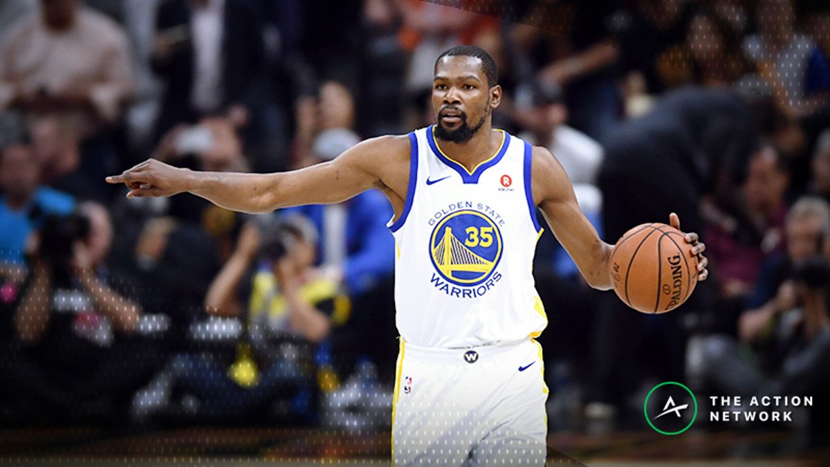 Thursday's Best NBA Player Props: Betting Kevin Durant Points, More article feature image