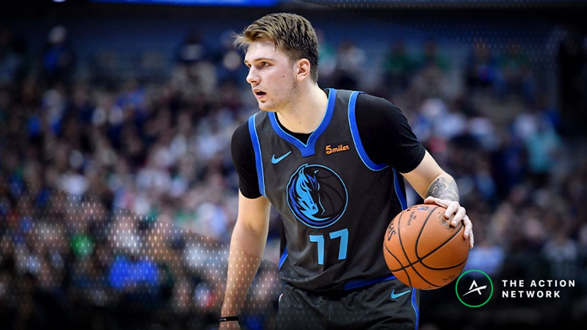 Moore: Will Luka Doncic Go Over 6.5 Assists Against Clippers? article feature image