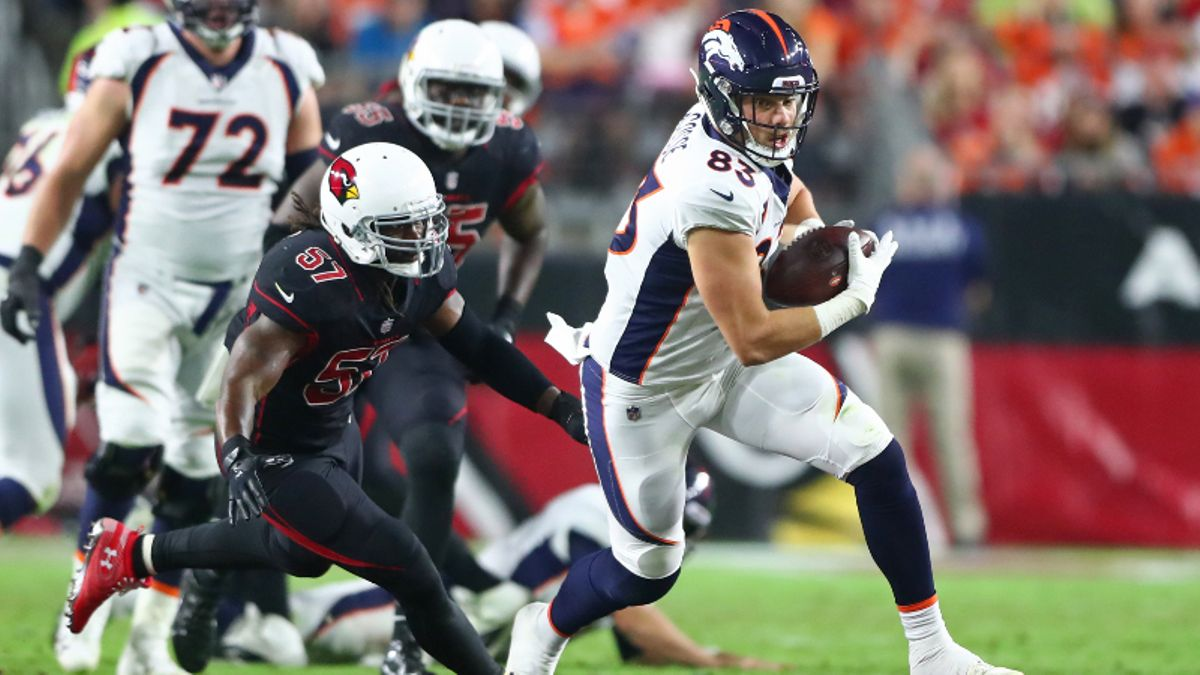 Matt LaCosse Fantasy Football Rankings, 2019 Projections, Analysis, More article feature image