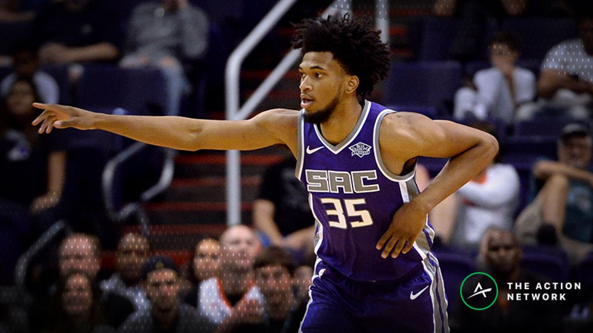 Saturday's Best NBA Player Props: Betting Marvin Bagley Rebounds, More article feature image