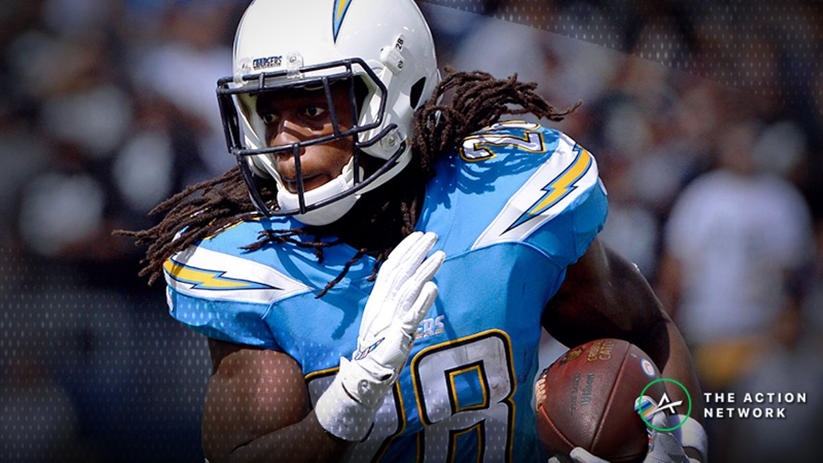 Week 13 NFL Injury Report: Melvin Gordon, More Fantasy Football Starters to Monitor article feature image