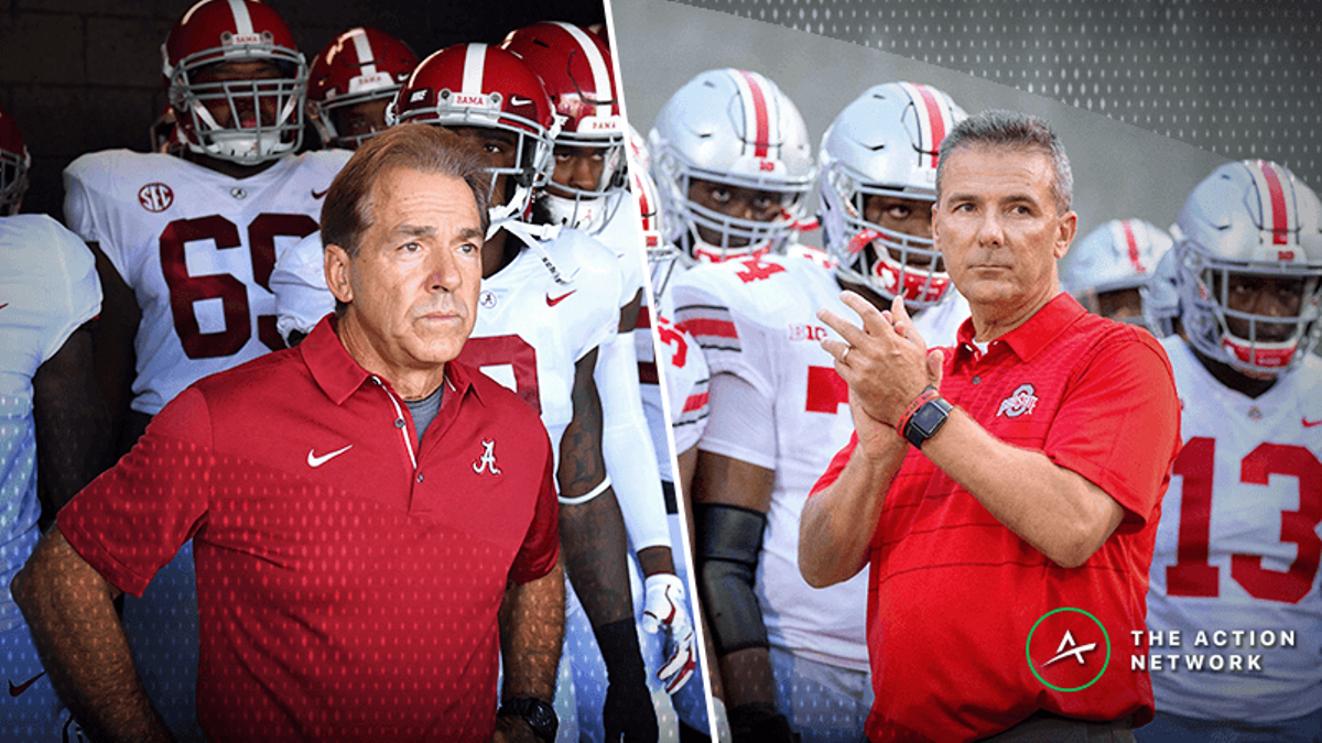 Alabama and Ohio State Extend Favored Streak: 50 Games And Counting… article feature image