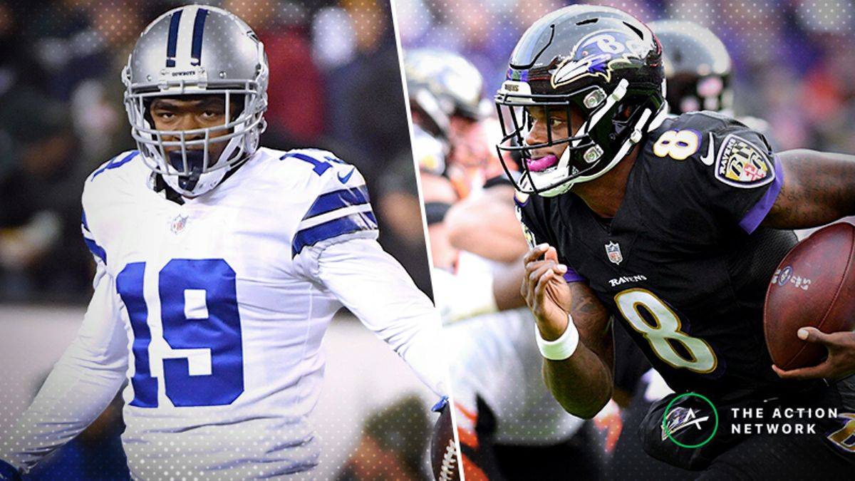 Best, Worst Fantasy Football Playoff Schedules: Amari Cooper, Lamar Jackson and More article feature image