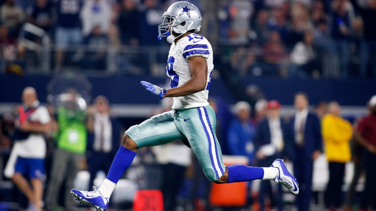 Fantasy Football WR Rankings Report: Bank on Amari Cooper to Bounceback? article feature image