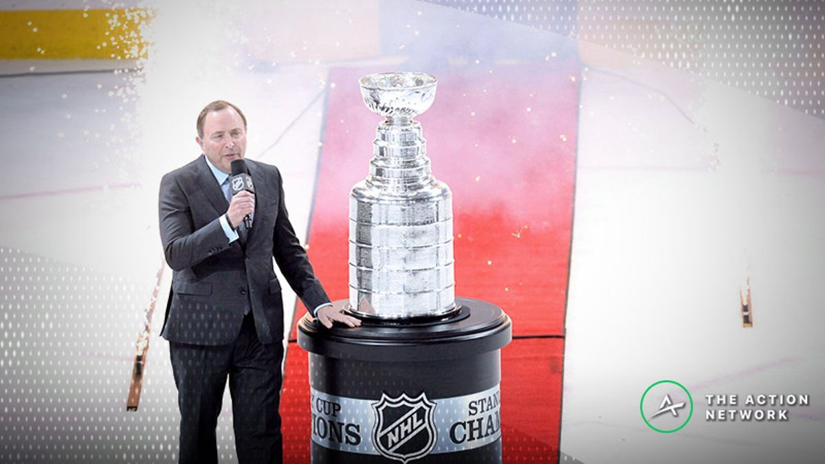 How the NHL Could Take Advantage of Legalized Betting article feature image