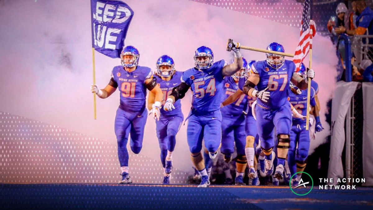 Boise State a Home Underdog for First Time Since 2001 article feature image
