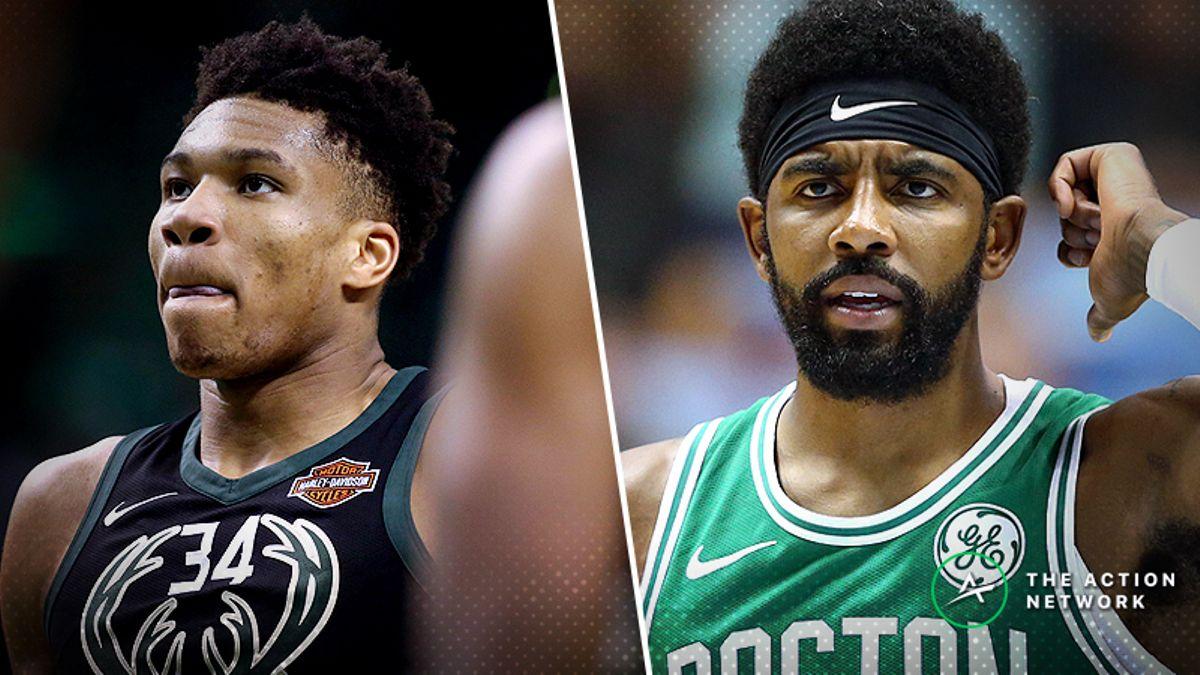 Thursday NBA Sharp Report: Pros Betting Nuggets-Cavaliers, Bucks-Celtics article feature image