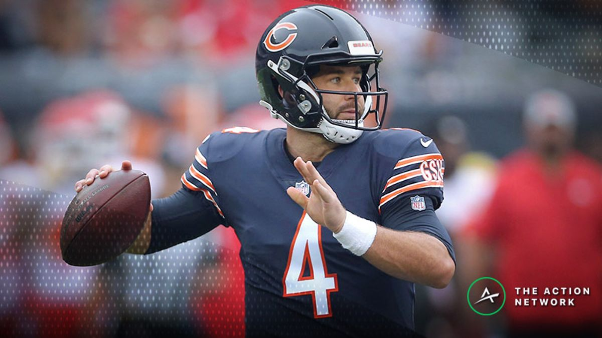 Bears-Lions Betting Preview: No Trubisky, No Problem for Chicago? article feature image
