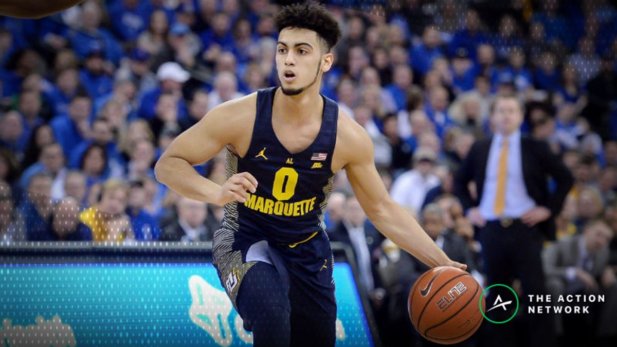 Wednesday College Basketball Betting Previews: La Salle-Florida, Marquette-Indiana article feature image