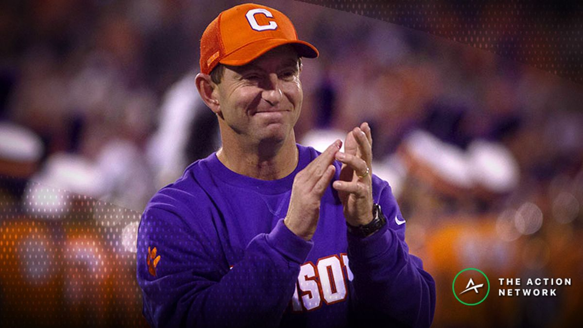 Clemson-Alabama Betting Trends: Which Matter in 2019 National Championship Game? article feature image