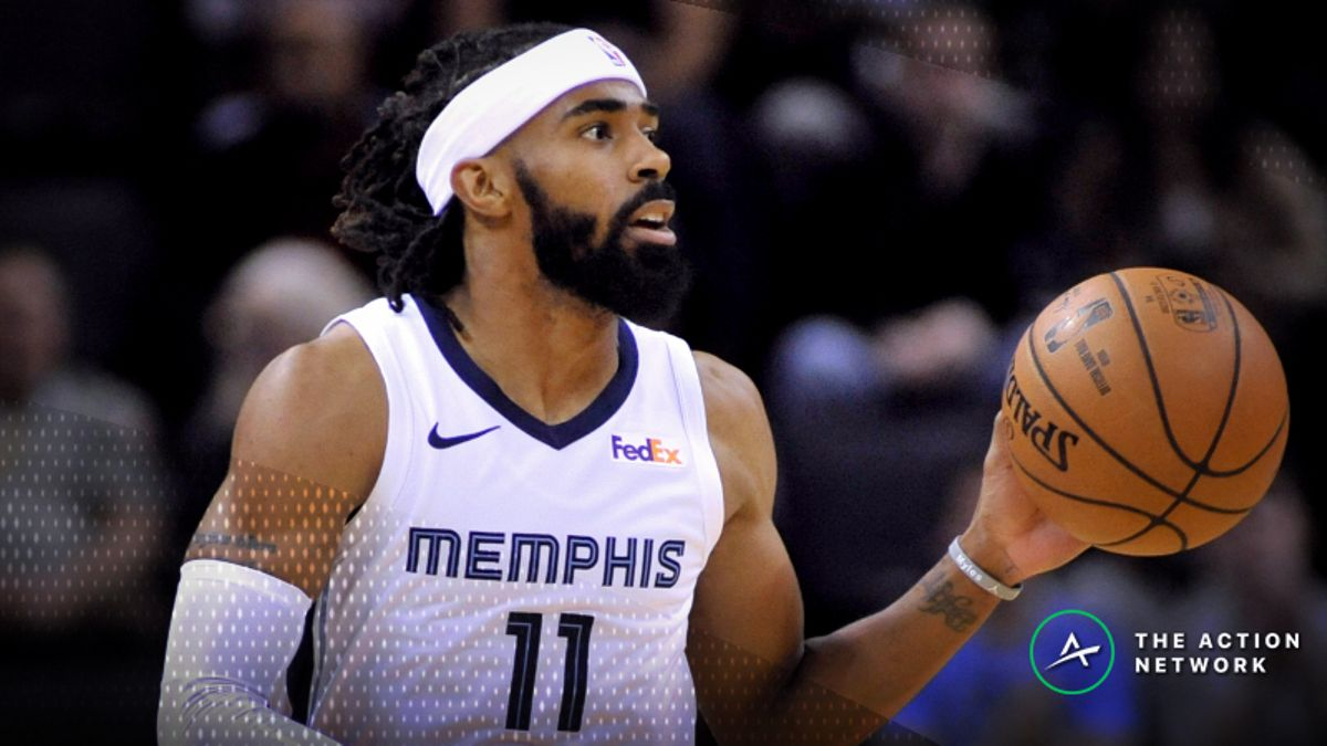 NBA Sharp Report: Pros Betting Mavs-Grizzlies, 2 Other Monday Games article feature image