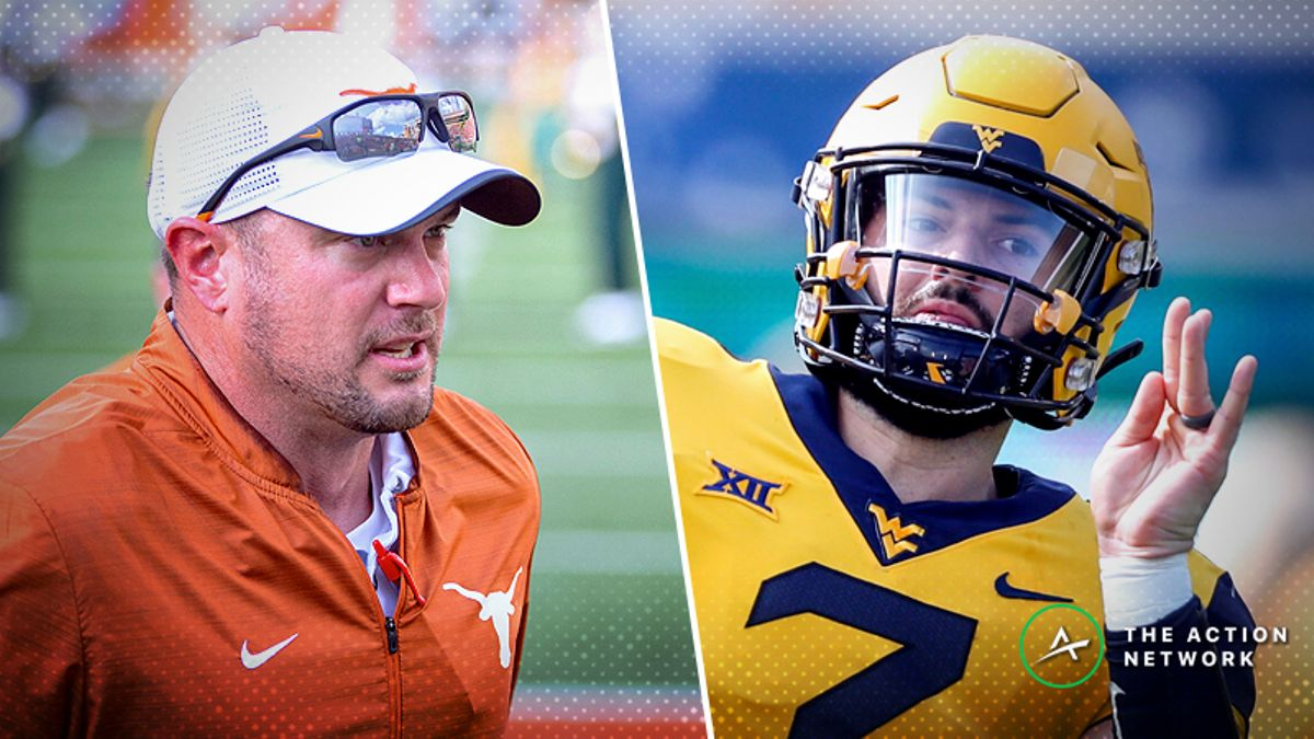West Virginia-Texas Betting Guide: Are Last Week's Results Creating Value? article feature image