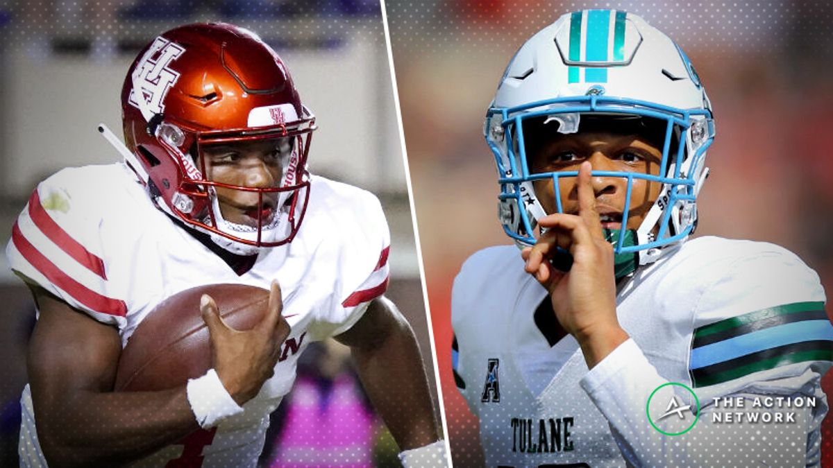Tulane at Houston Betting Preview: Will Offense or Defense Prevail? article feature image