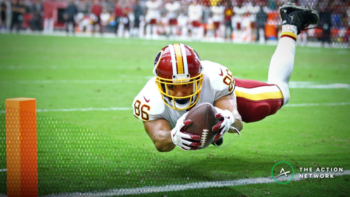 Fantasy Football Start or Sit Week 11: It's Time to Buy in on Jordan Reed article feature image